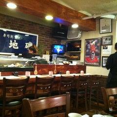 Photo taken at Sushi You by Yukari on 8/29/2012