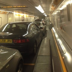Photo taken at Eurotunnel Victor Hugo Terminal by Sand E. on 6/15/2012