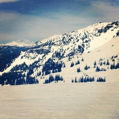 Photo taken at Blackcomb Glacier by nneale on 4/21/2012