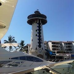 Photo taken at El Faro Bar by Fernando C. on 6/18/2012