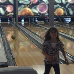 Photo taken at Buffaloe Lanes Erwin Bowling Center by Myra Ann Elizabeth U. on 6/24/2012