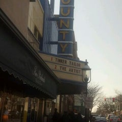 Photo taken at County Theater by Harry S. on 2/18/2012