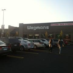 Photo taken at Wegmans by Brad on 8/18/2012