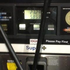 Photo taken at Mobil by Steven L. on 5/26/2012