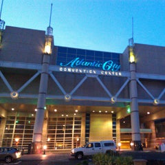 Photo taken at Atlantic City Convention Center by Kevin M. on 7/15/2012