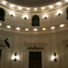 Photo taken at Centro Cultural dos Correios by Cristina M. on 8/1/2012