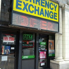 Photo taken at Currency Exchange by Sandy F. on 5/24/2012