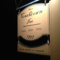 Photo taken at Cashtown Inn by Jobu J. on 8/18/2012