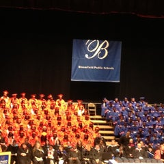 Photo taken at Bushnell Center for the Performing Arts by Nikki T. on 6/21/2012
