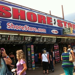 Photo taken at The Shore Store by Jasmyn on 7/29/2012