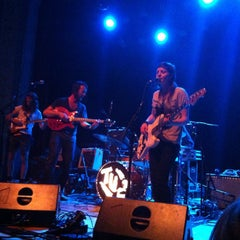 Photo taken at Aladdin Theater by Natalie S. on 9/7/2012
