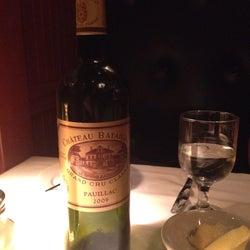 Lewnes' Steakhouse corkage fee