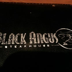 Black Angus Steakhouse corkage fee