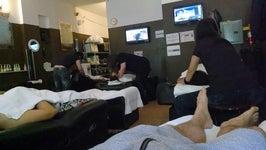 Relax Feet Massage