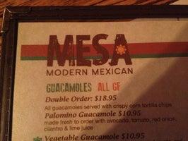 Mesa Modern Mexican