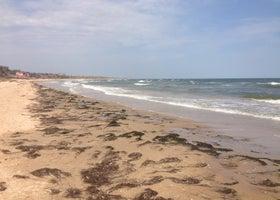 Пляж Каменское