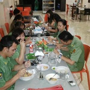 No Kode Pos di Kecamatan Ratahan Timur, Kab. Minahasa Tenggara