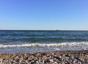 Пляж Терлецкого Пансионата