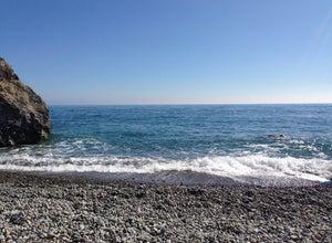 Самый Западный Пляж