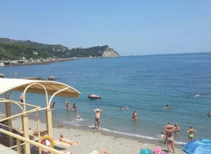 Пляж Европа