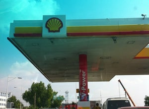 Автозаправка Shell