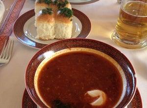 Украинский Ресторан В Интуристе