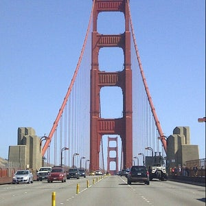 Photo of Golden Gate Bridge