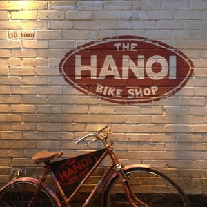 The Hanoi Bike Shop