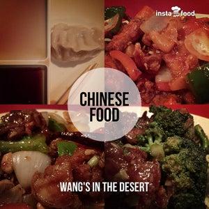 Photo of Wang's in the Desert