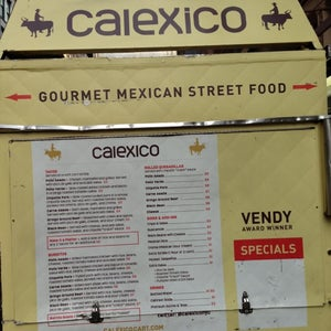 Calexico Cart