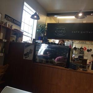 Morrison Street Cafe