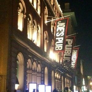 Photo of The Joseph Papp Public Theater