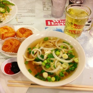 The 15 Best Places for a Noodle Soup in Seattle