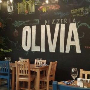 Pizzería olivia LAURELES