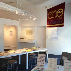 ONE Archives Gallery & Museum