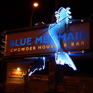 Blue Mermaid Chowder House & Bar
