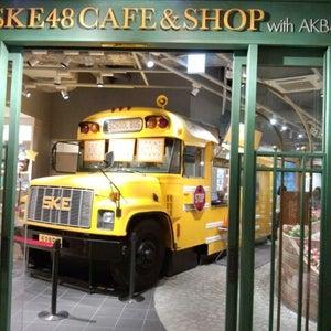 SKE48 CAFE & SHOP with AKB48