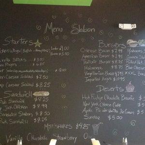 Slabon Café Bistro