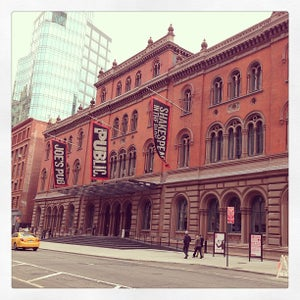 Photo of The Joseph Papp Public Theater