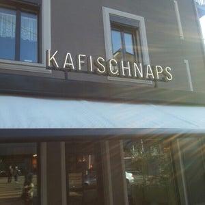 Kafi Schnaps