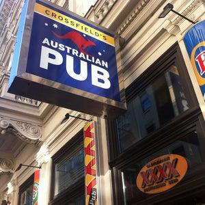 Crossfields Australian Pub