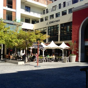 Cape Quarter Shopping Centre