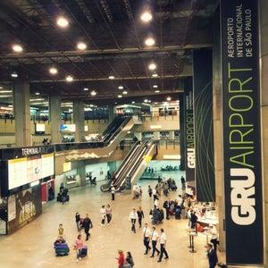 São Paulo-Guarulhos International Airport (GRU)