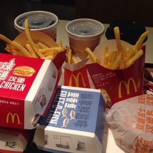 McDonalds | 麦�?�?�