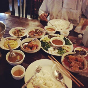 Feel Myanmar Food