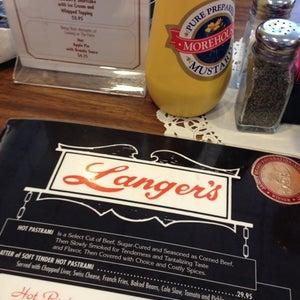 Langers Delicatessen-Restaurant