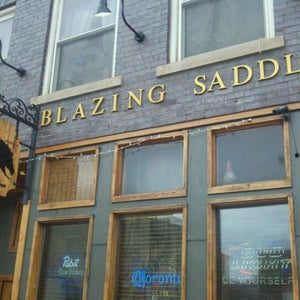 Blazing Saddle