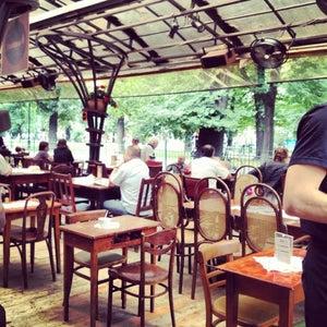 Bunkier Sztuki Café