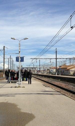 Gare SNCF de Narbonne