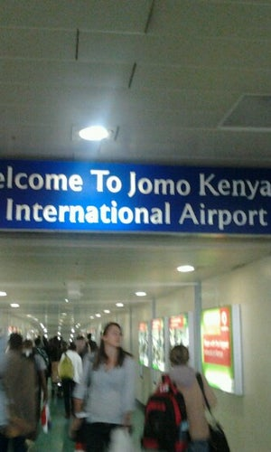 Jomo Kenyatta International Airport (NBO)